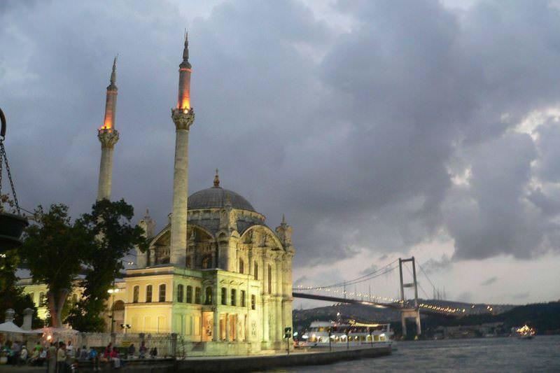 مسجد جامع اورتاکوی (Ortaköy)